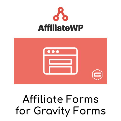 Plugin Affiliate Forms for Gravity Forms