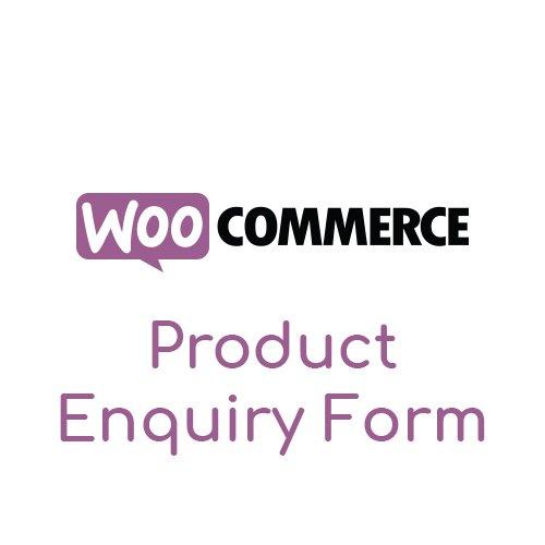 Plugin para WooCommerce para incorporar un formulario de consulta en cada producto