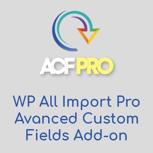Plugin para importar campos personalizados avanzados ACF a WordPress