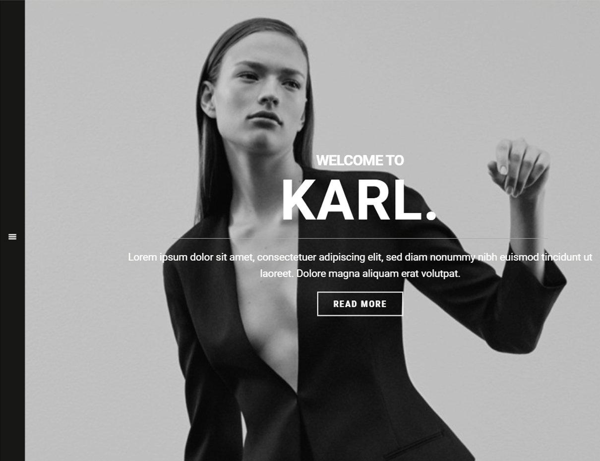 Karl - Un tema para Genesis Framework y optimizado para WooCommerce