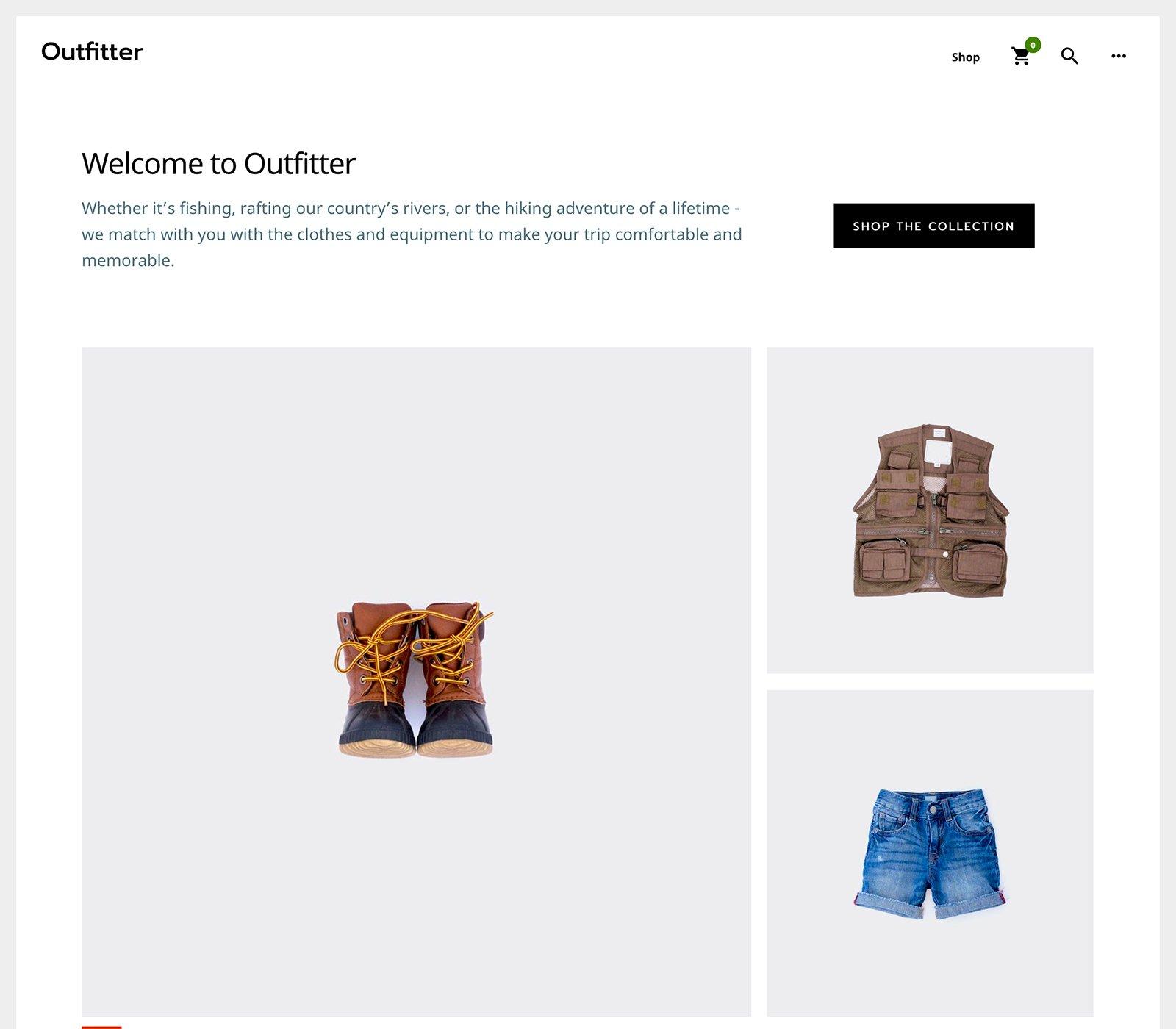 Outfitter Pro - Un tema para Genesis Framework