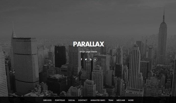tema-parallax-theme