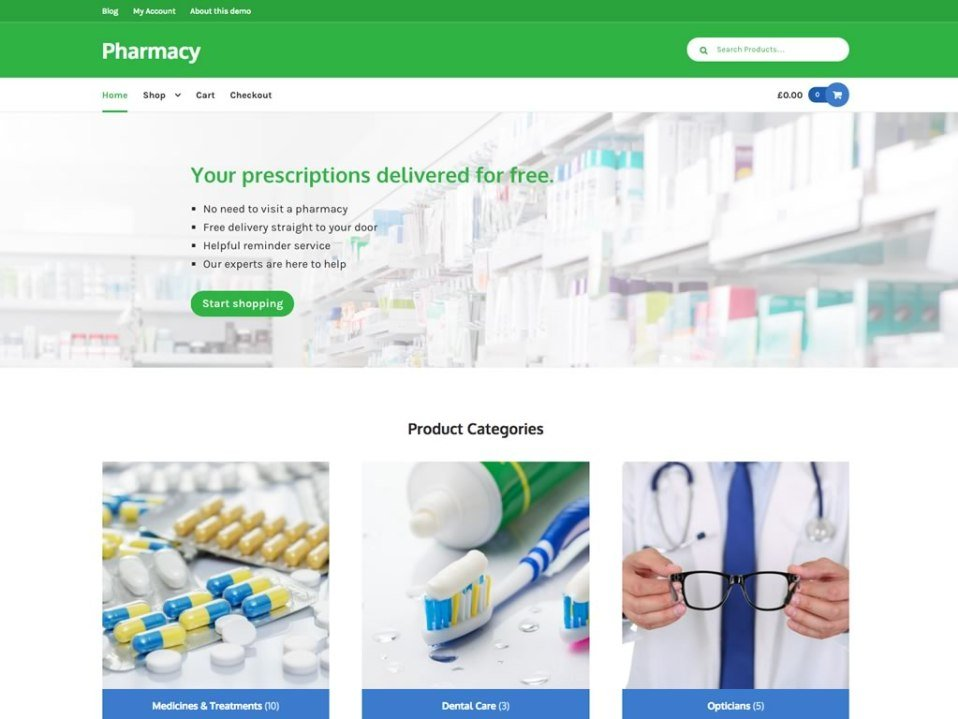 tema-pharmacy-theme